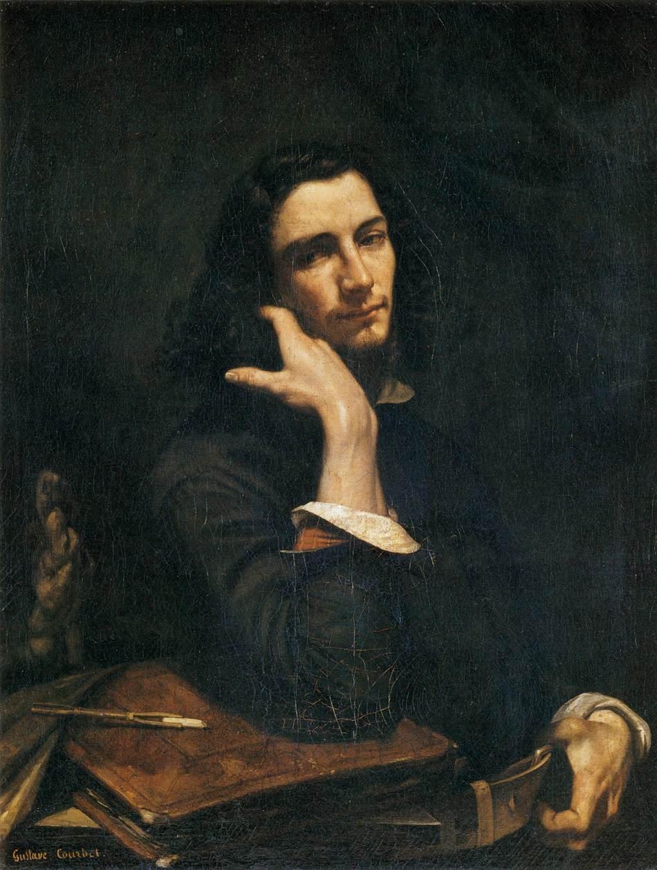L'homme à la ceinture de cuir analyse du tableau de Gustave Courbet
